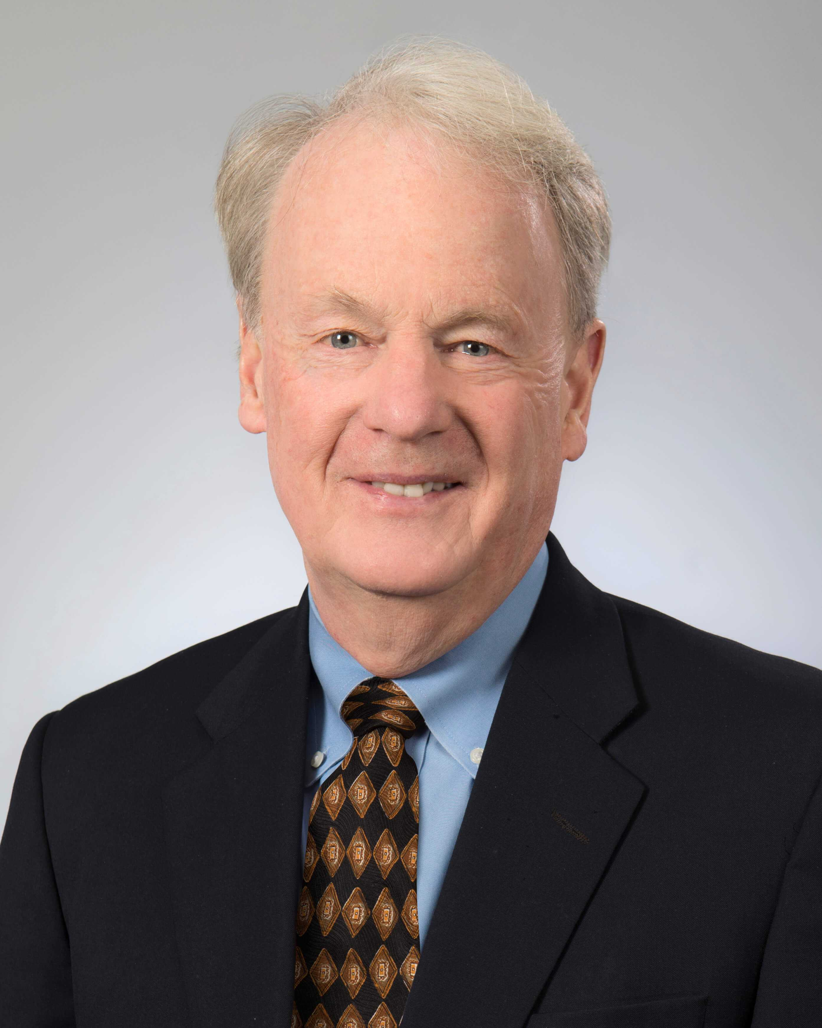John D.  Zeglis headshot